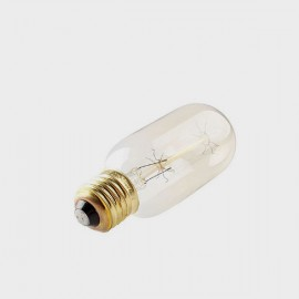 Vintage tubular light bulb