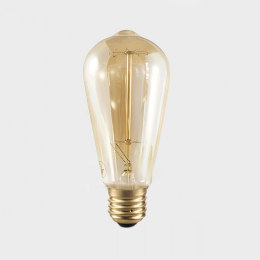 Vintage pear bulb